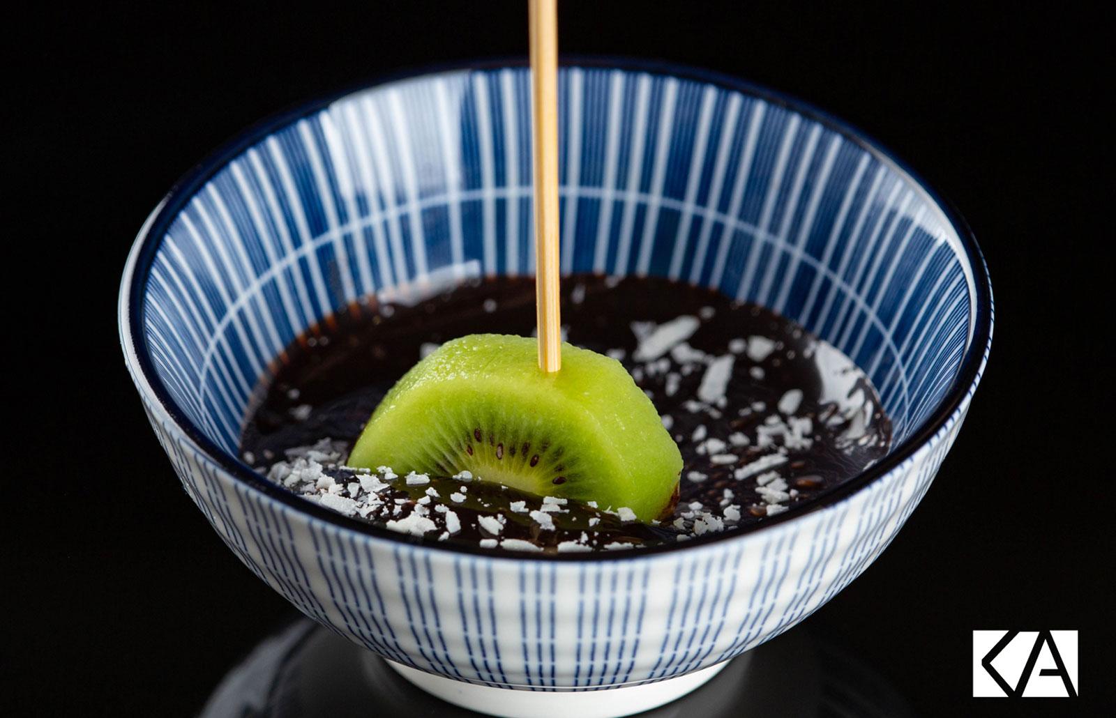 Fondue Kiwi de l'Adour et chocolat
