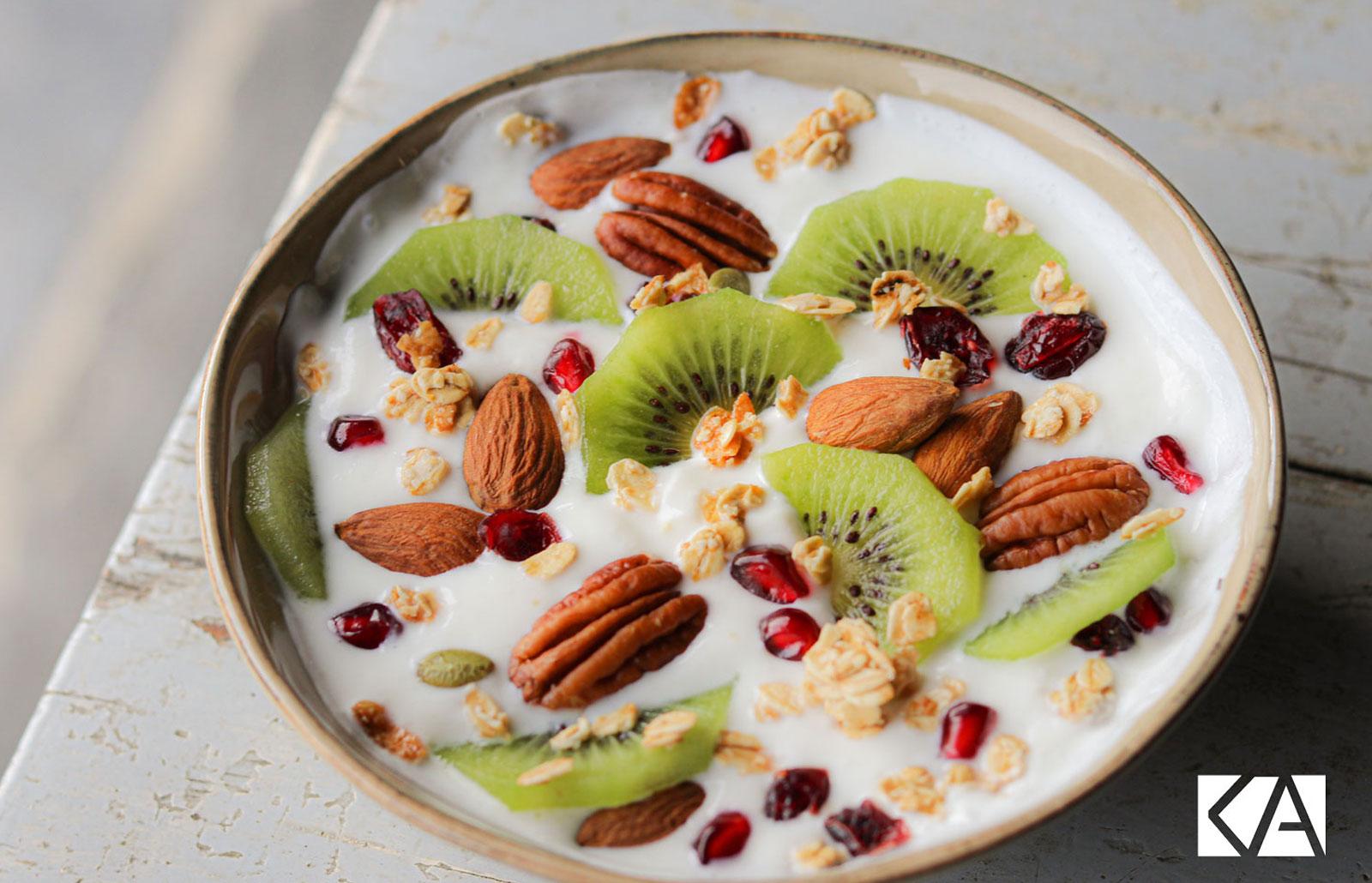 Kiwi bol fruits secs et Kiwi de l'Adour