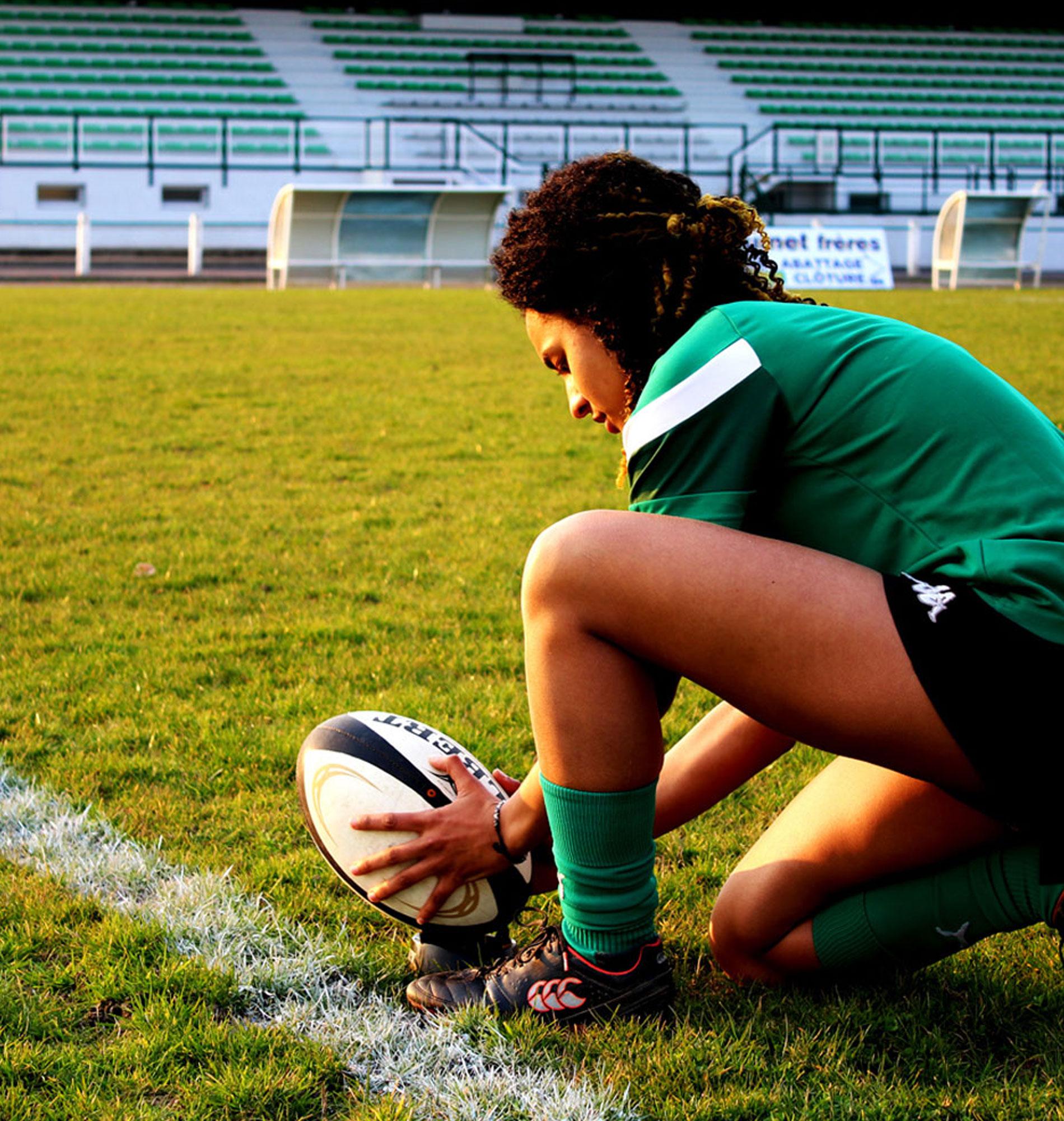 Rugby avec le Kiwi de l'Adour