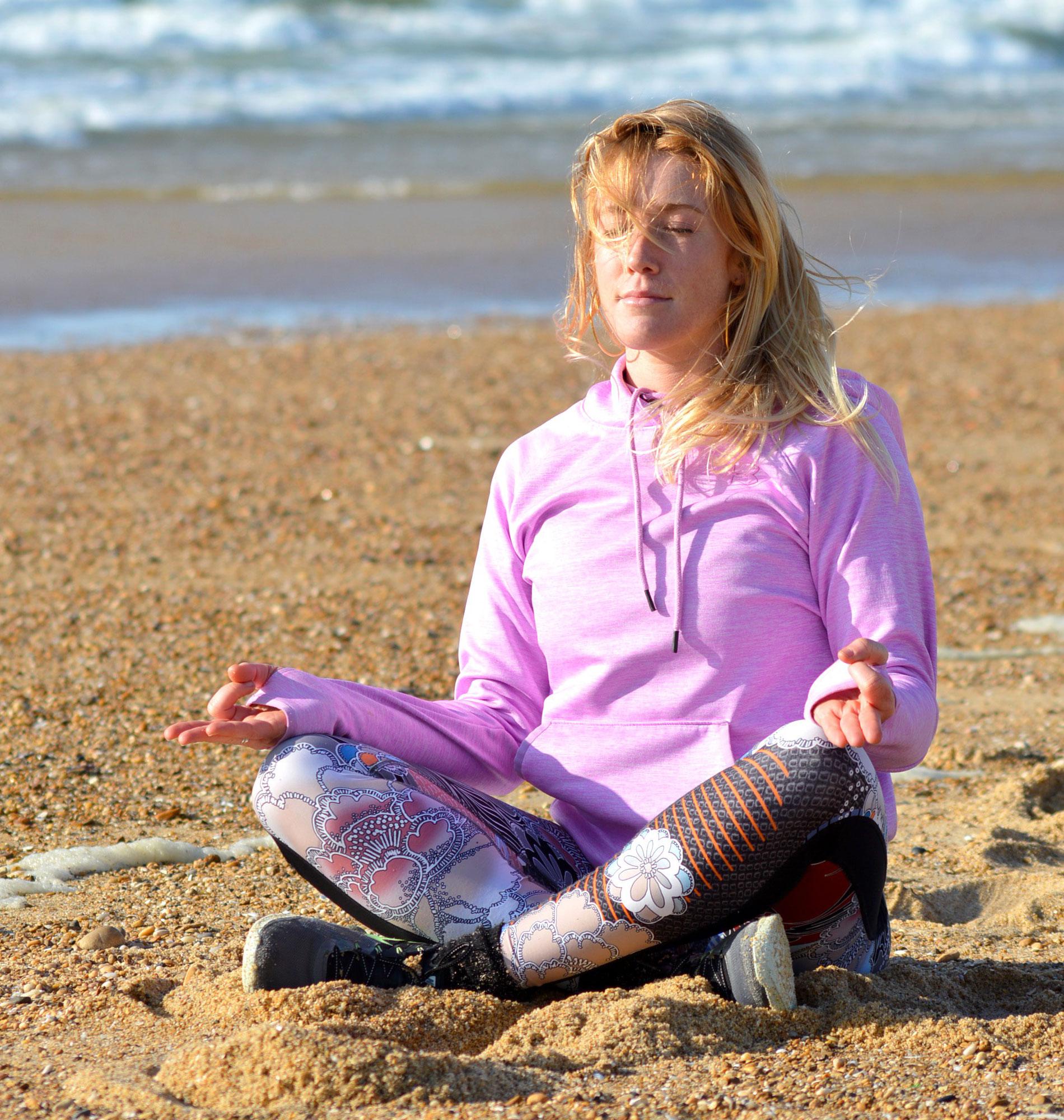 Yoga avec le Kiwi de l'Adour